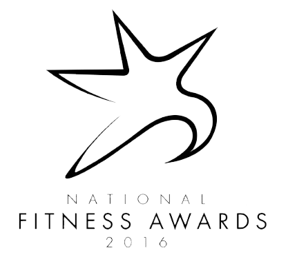 national fitness awards 2016 logo